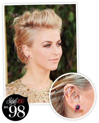 قلم المدقة 100 - Ear Cuffs - Julliane Hough