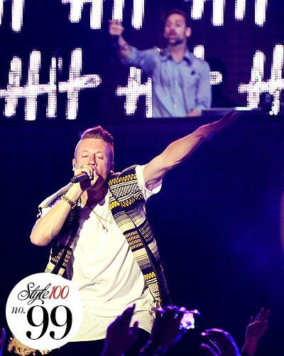 قلم المدقة 100 - Macklemore and Ryan Lewis
