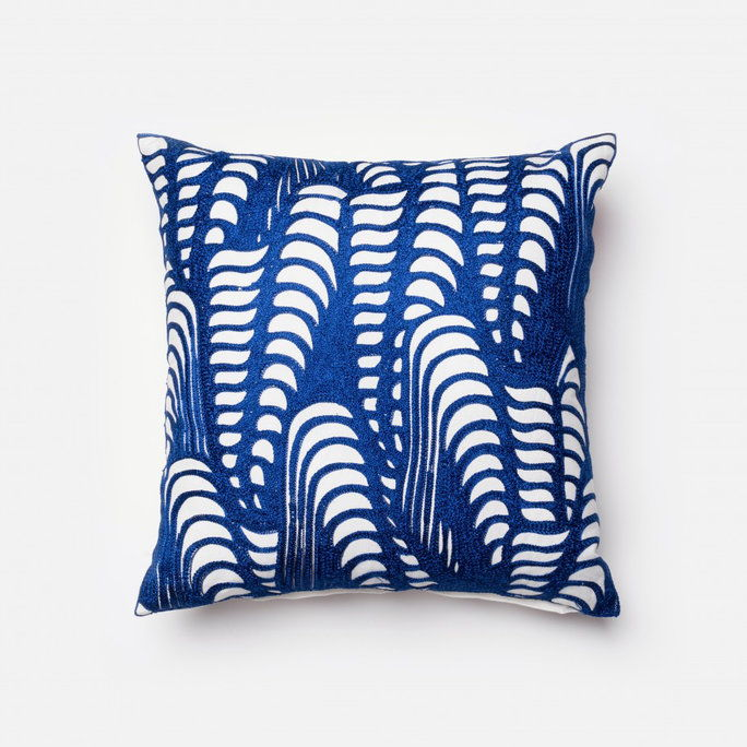 اللولو & Georgia Fern Tail Pillow