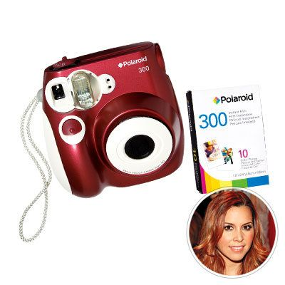Полароид - Instant Camera - ideas for the tastemaker - holiday shopping