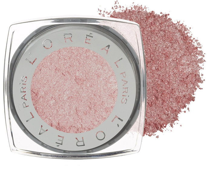 L'Oreal Paris Infallible 24 Hr Eye Shadow in Always Pearly Pink