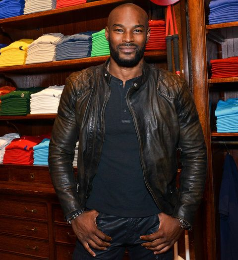 Тисон Beckford - November 3, 2015 - Polo Ralph Lauren host Victories of Athlete Ally held at Polo Ralph Lauren Store, NYC. (Photo by Jared Siskin/Patrick McMullan) *** Please Use Credit from Credit Field ***