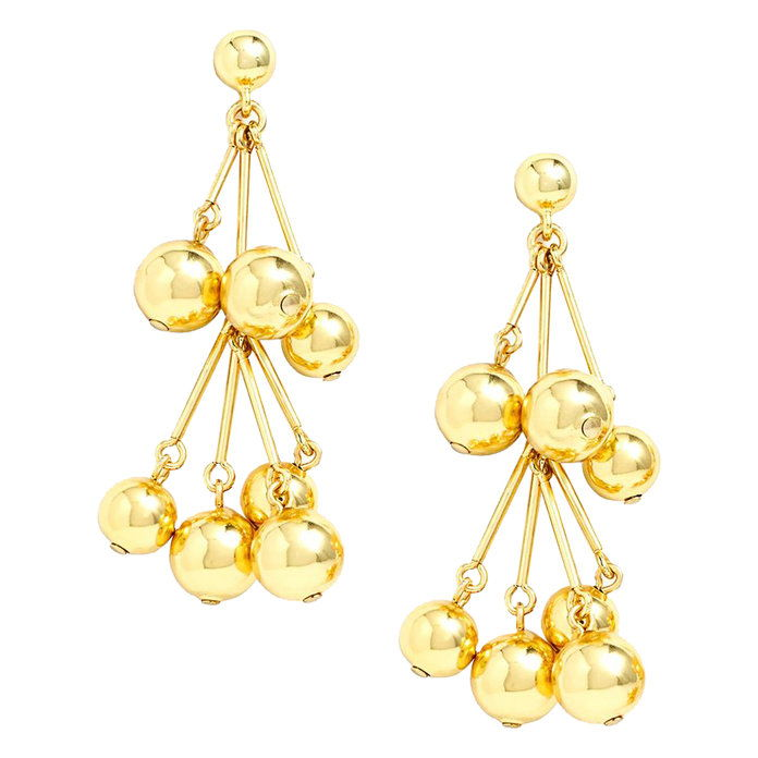 تتالي Ball Earrings