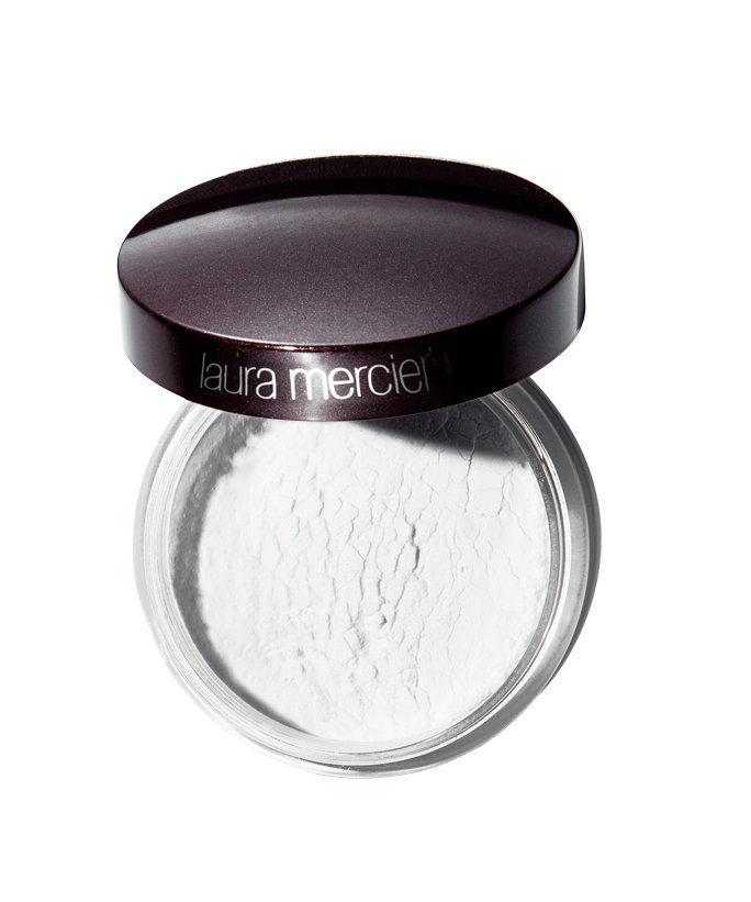 Превент Smudges: Laura Mercier Secret Brightening Powder
