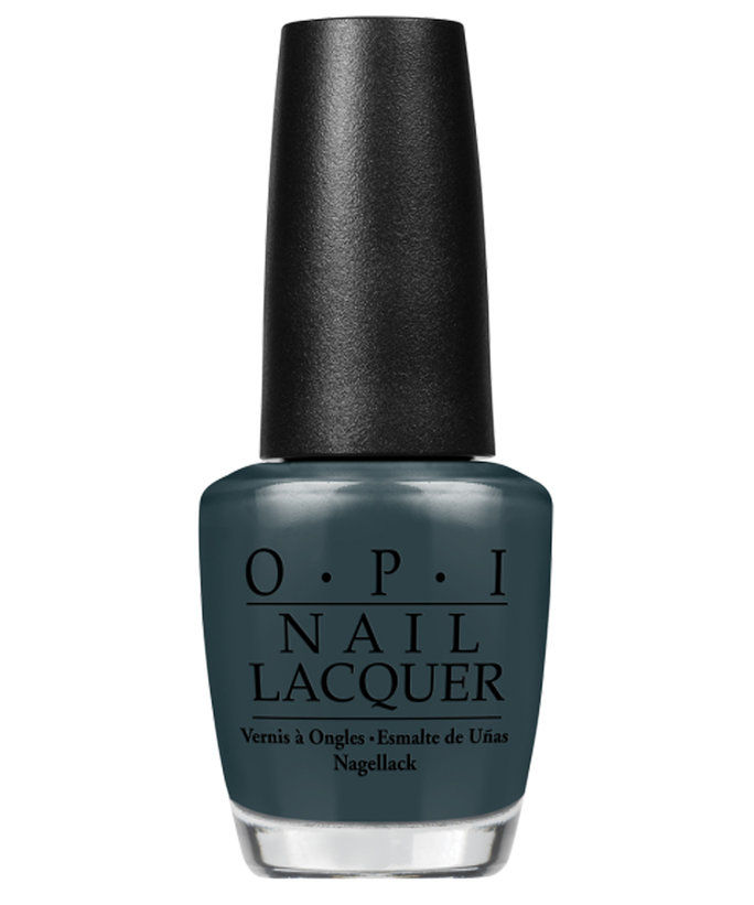 OPI Nail Polish In CIA=Color Is Awesome