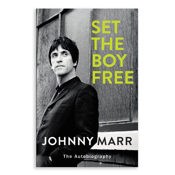 Комплет the Boy Free by Johnny Marr