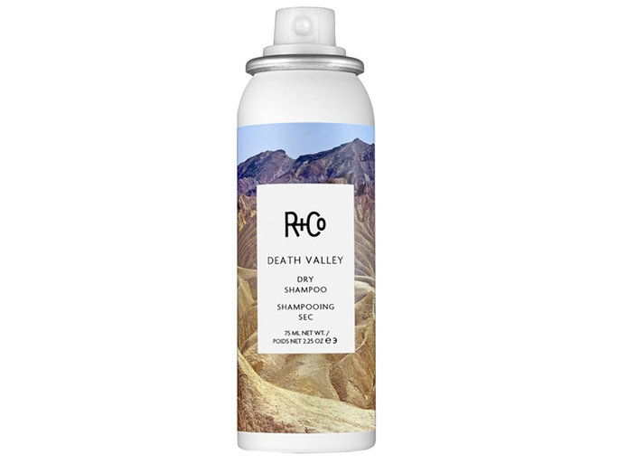R + شركة's Death Valley Dry Shampoo