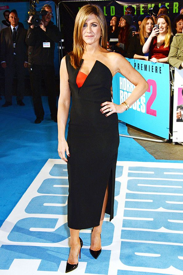 جنيفر Aniston at Horrible Bosses 2 World Premiere