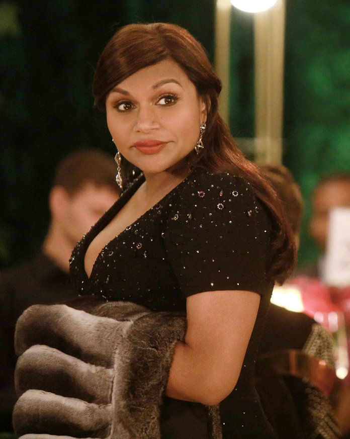 Тхе Mindy Project - Bump - 1