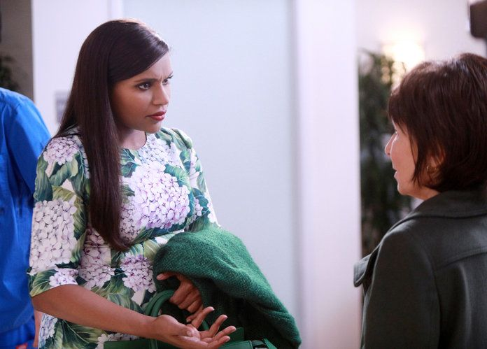 Тхе Mindy Project - Bump - 2