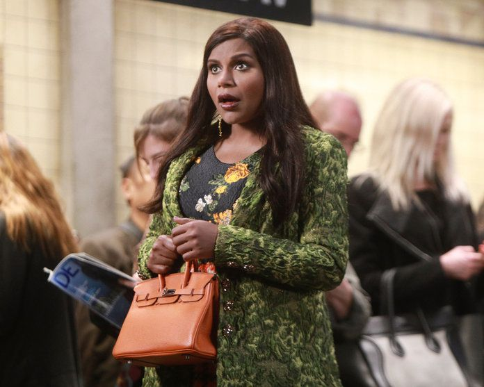 Тхе Mindy Project - Bump - LEAD