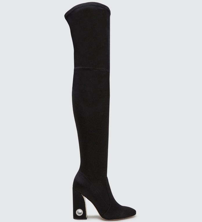 ل over-the-knee boot that adds sex-appeal by Dolce Vita