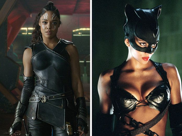 Catwoman + Valkyrie - Lead