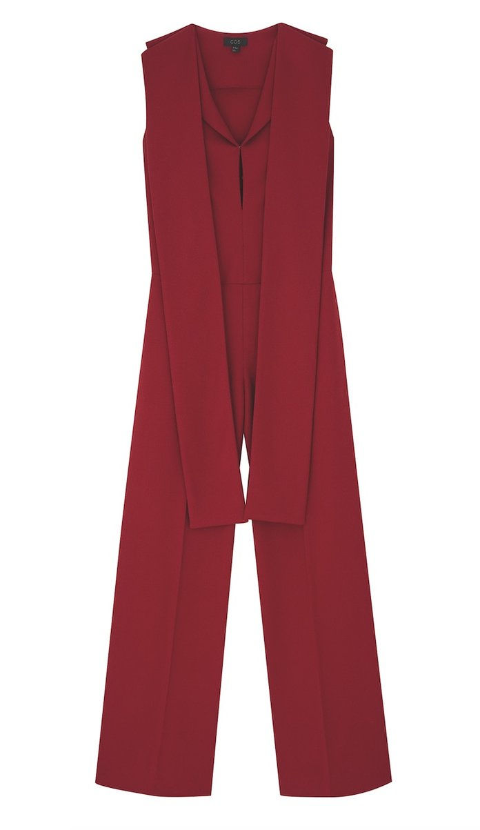 ا Jumpsuit that can replace your sheath by COS