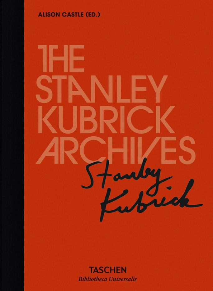 Тхе Stanley Kubrick Archives by Alison Castle