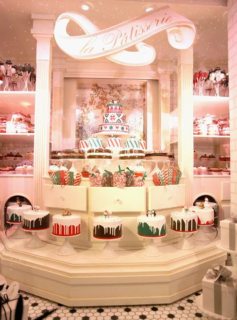 LORD & TAYLOR: A Few of Our Favorite Things, Sweets Shop