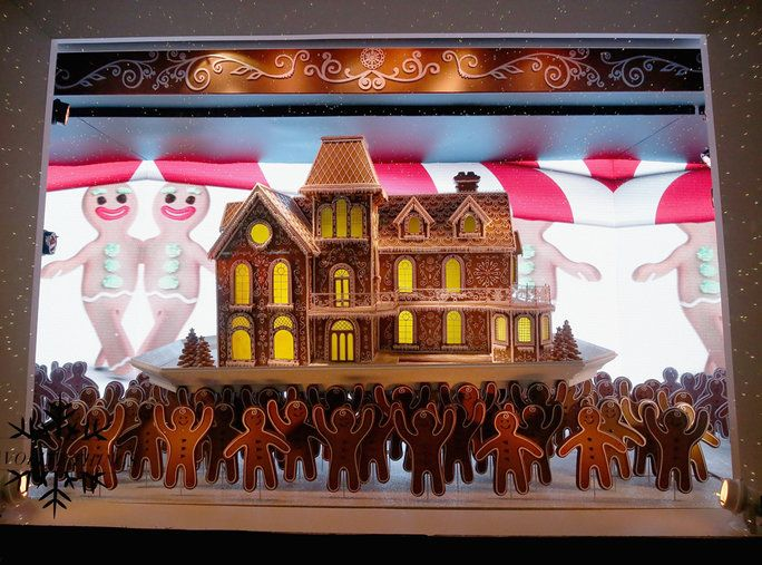 LORD & TAYLOR: A Few of Our Favorite Things, Gingerbread Kingdom