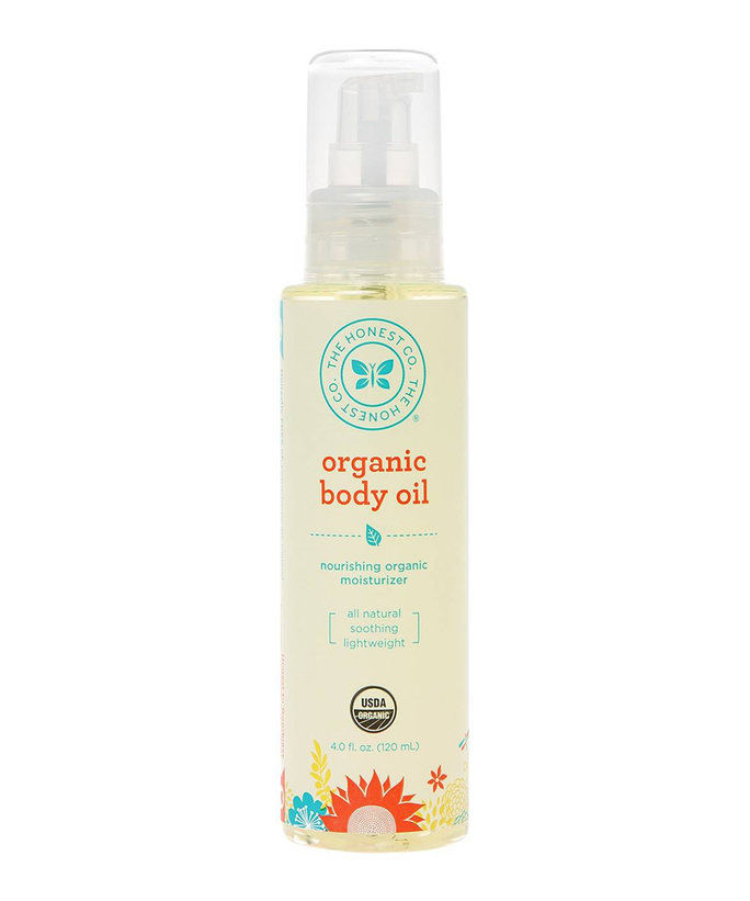 صادق Company Organic Body Oil