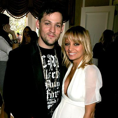 نيكول Richie and Joel Madden's Oz-tastic Shower