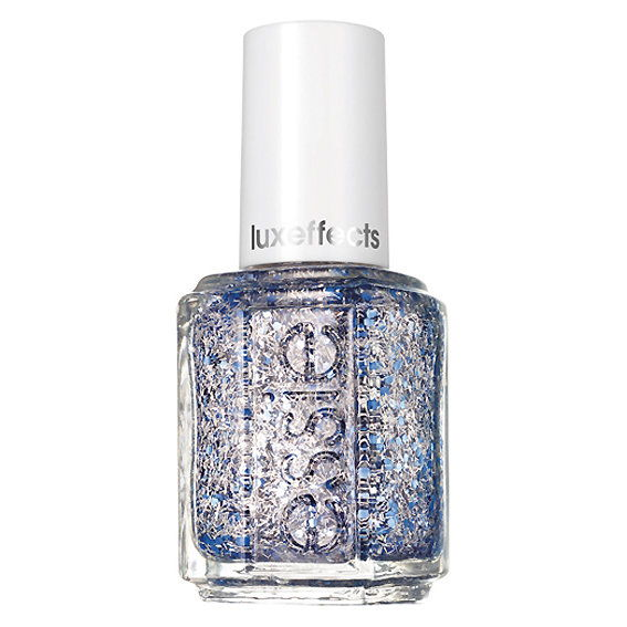 Essie Fringe Luxeffects in Frilling Me Softyly