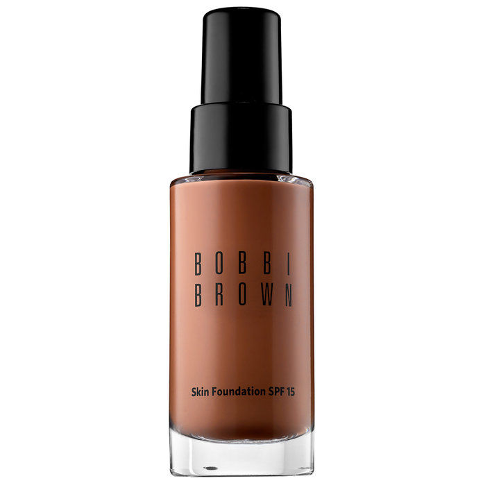 بوبى Brown Skin Foundation SPF 15