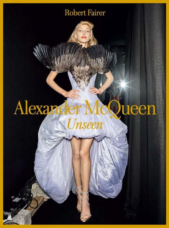 Александар McQueen: Unseen by Robert Fairer and Sally Singer