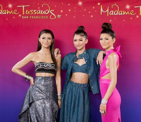 Зендаиа wax figures embed 1