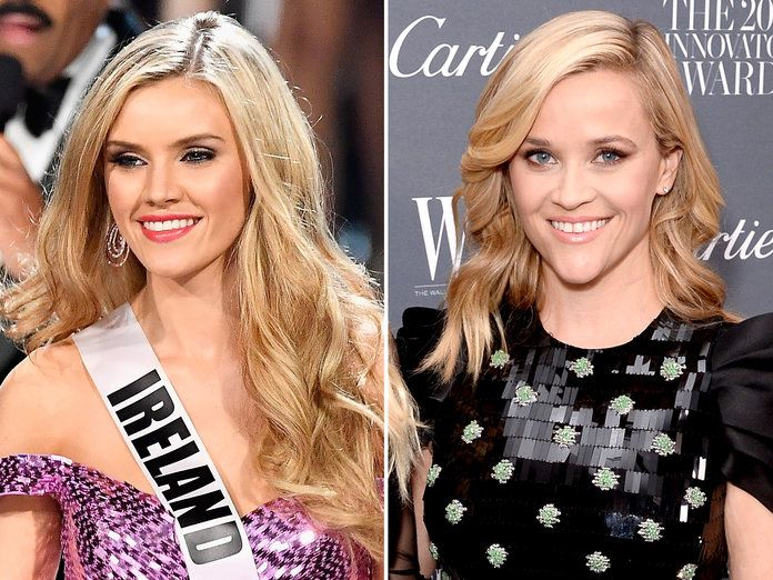 يغيب Ireland Reese Witherspoon