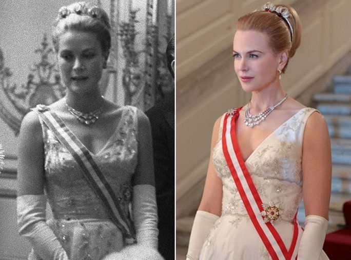 نيكول Kidman as Grace Kelly
