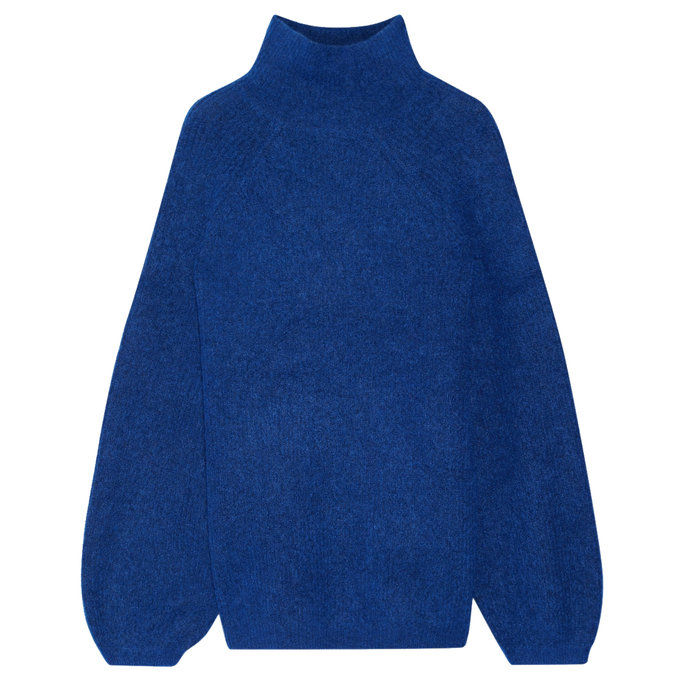 بواسطة Marlene Birger Turtleneck Sweater