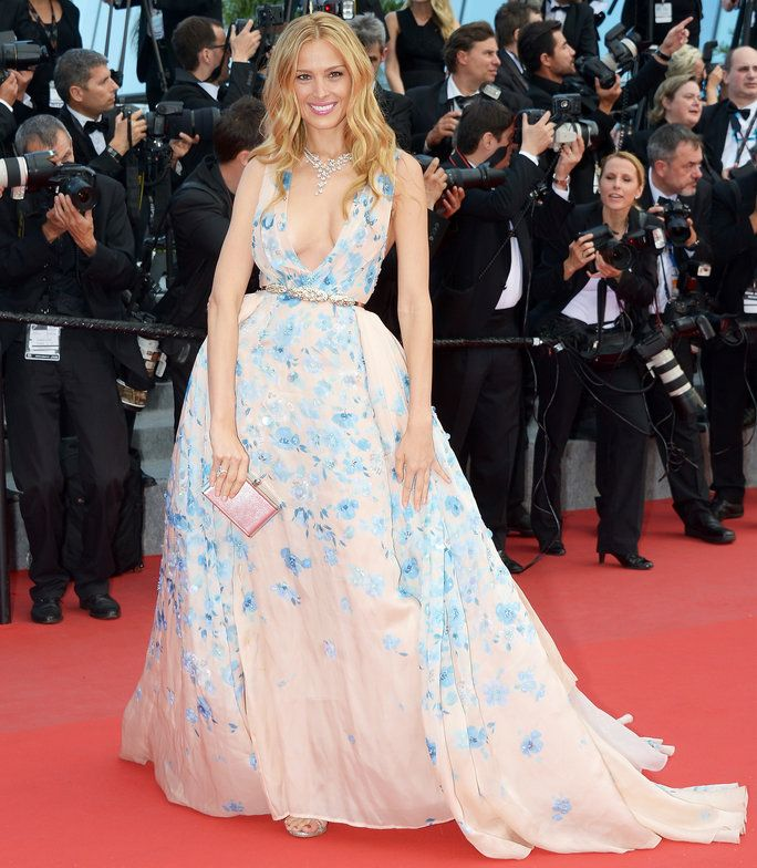 البتراء Nemcova at Cannes Film Festival in May 2015