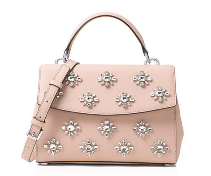 ميخائيل Michael Kors Jewel Top Handle Satchel