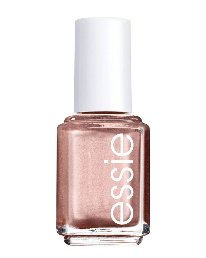 Essie Metallics Nail Polish In Penny Talk