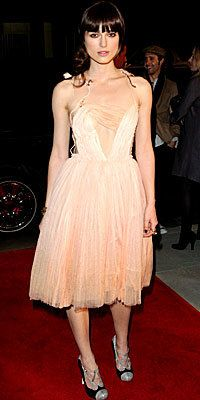Кеира Knightley in Rodarte