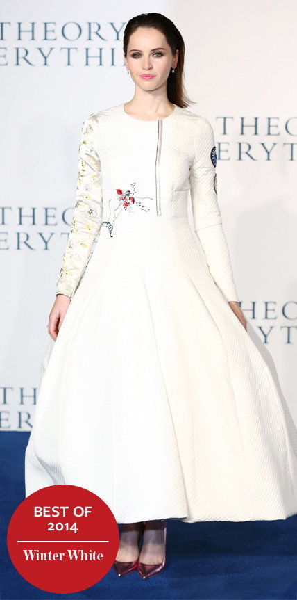 سعادة Jones in Dior Haute Couture