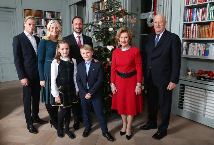 Тхе Norwegian Royal Family, 2015