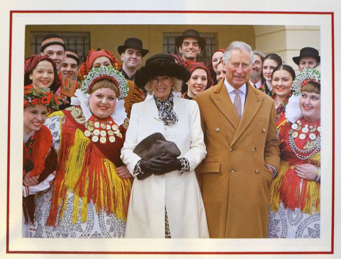 Цхарлес, Prince of Wales and Camilla, Duchess of Cornwall, 2016