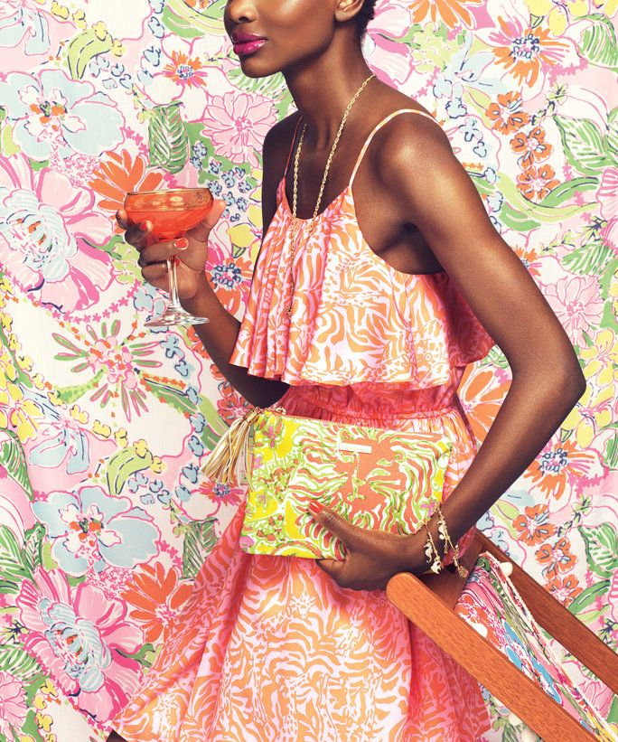 Тхе Entire Lilly Pulitzer for Target Collection