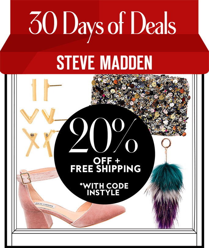 30 Days of Deals - Steve Madden - LEAD
