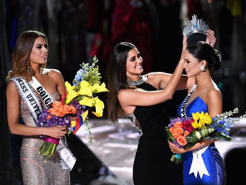 Госпођица Philippines Named Miss Universe 2015 - EMBED