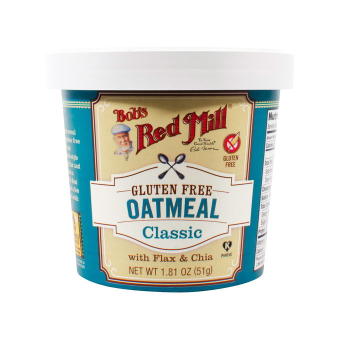 Бобова Red Mill Gluten Free Oatmeal Cup