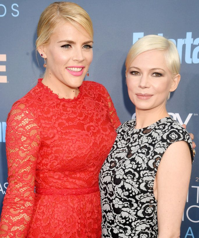 Заузет Philipps and Michelle Williams
