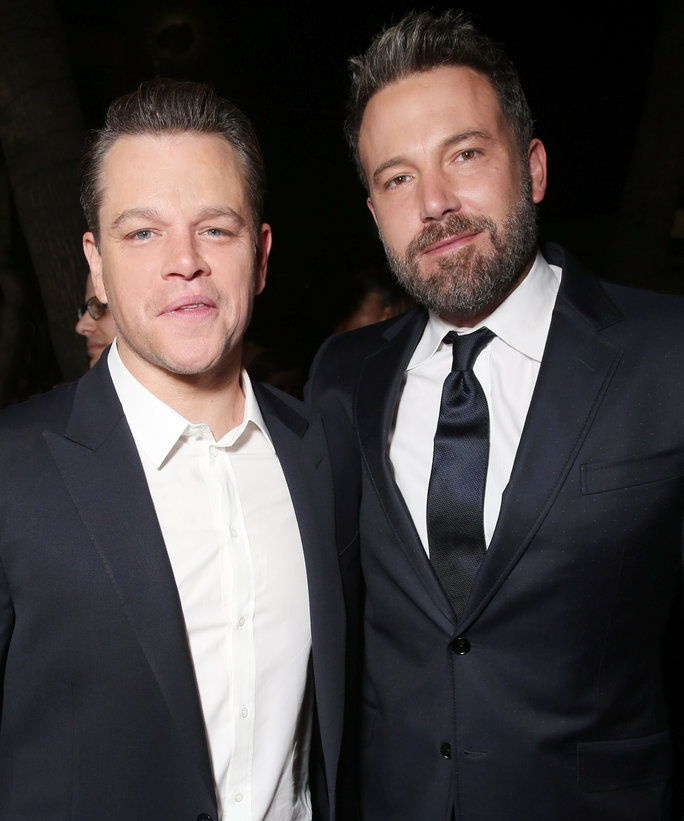 Матт Damon and Ben Affleck