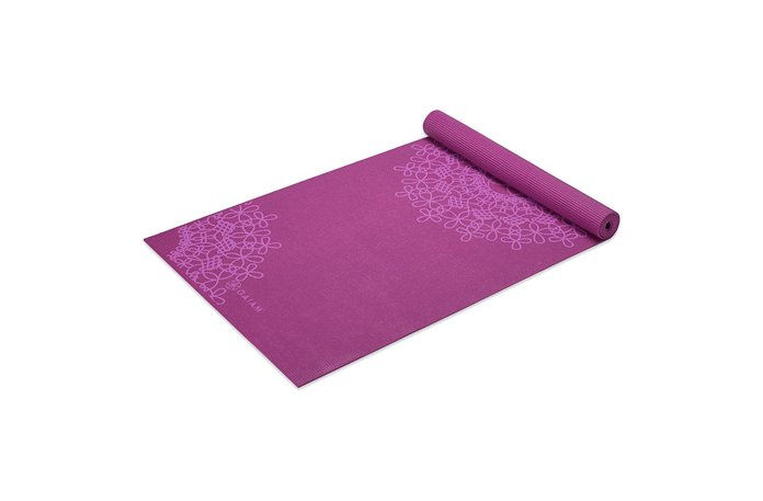 Gaiam Medallion Yoga Mat