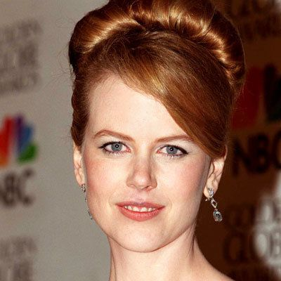 نيكول Kidman - Transformation - hair and makeup
