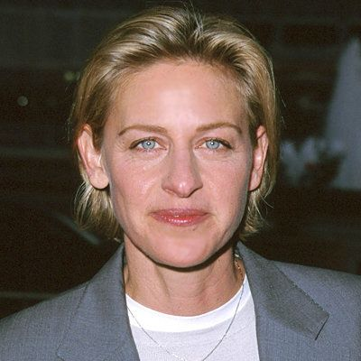 Еллен DeGeneres - Transformation - Beauty - Celebrity Before and After