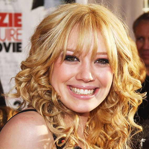 هيلاري Duff - Transformation - Beauty - Celebrity Before and After
