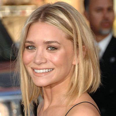 Ешли Olsen - Transformation - Hair - Celebrity Before and After