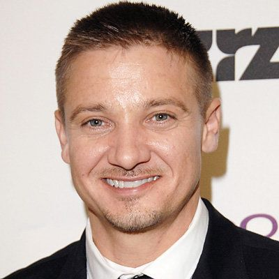 Јереми Renner - Transformation - Hair - Celebrity Before and After
