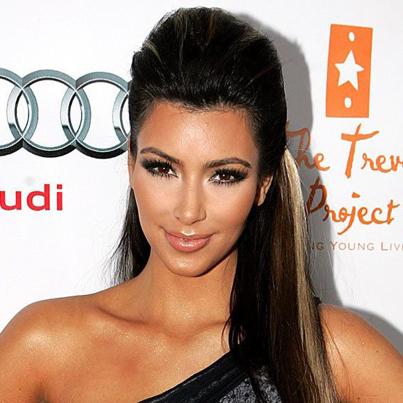 Ким Kardashian - Transformation - Beauty - Celebrity Before and After
